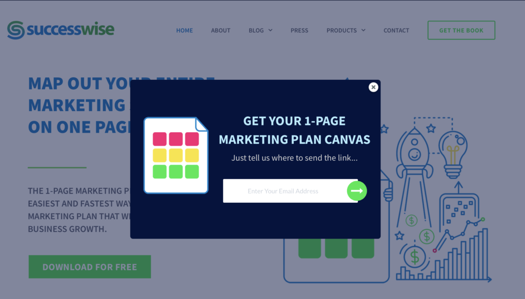 Build out your marketing plan with the 1PMP framework