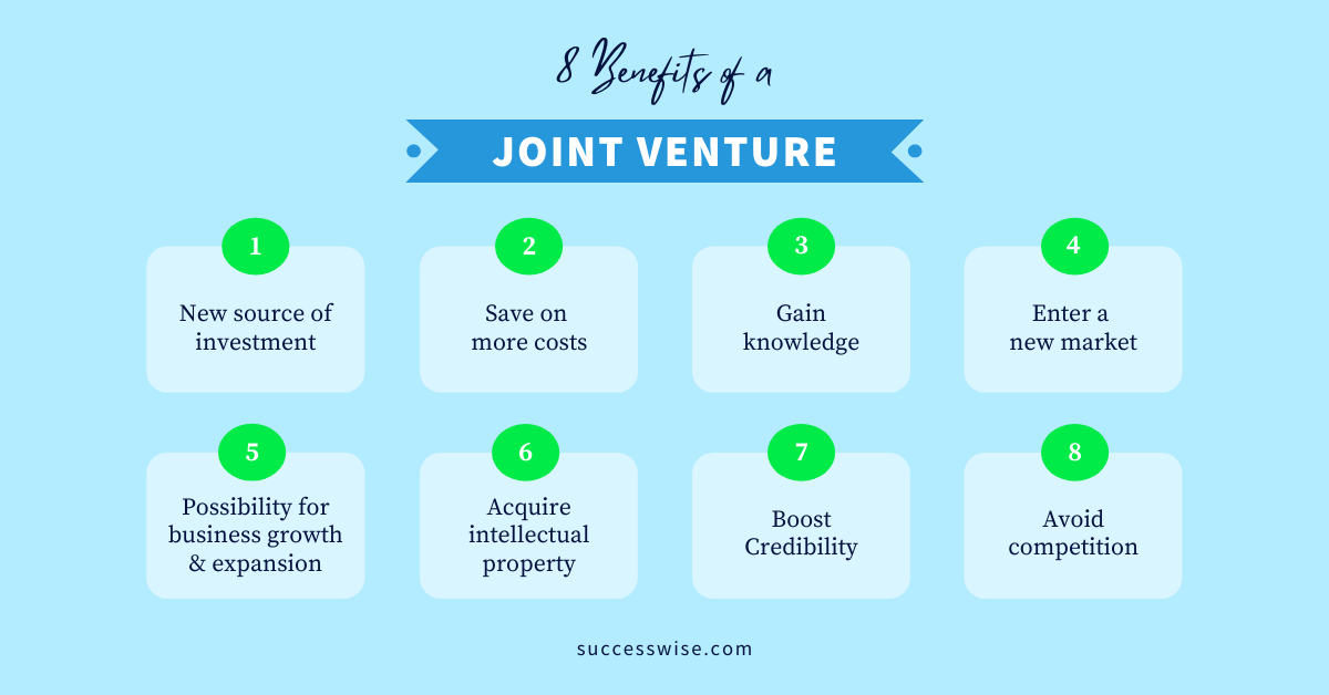 8 ways a joint venture can benefit your small business