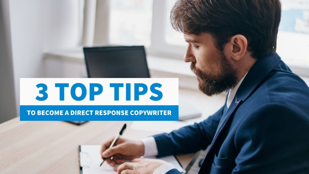 From Copywriter to Direct Response Copywriter