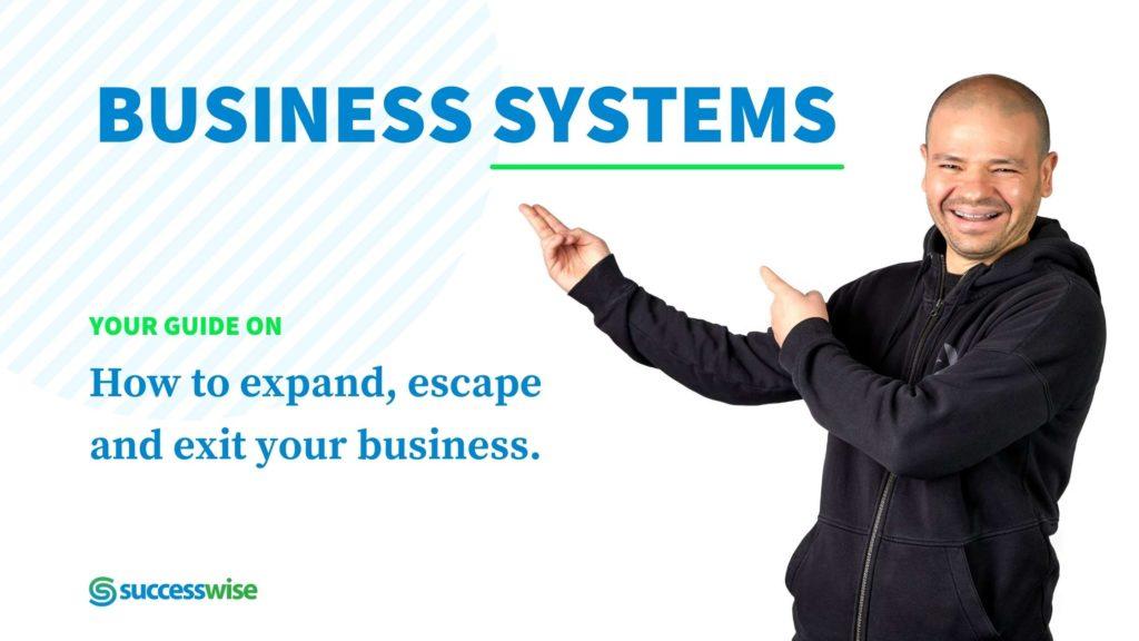 Allan Dib explains business systems