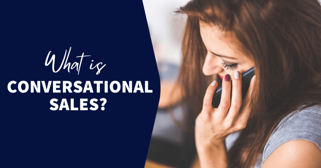 What is Conversational Sales?