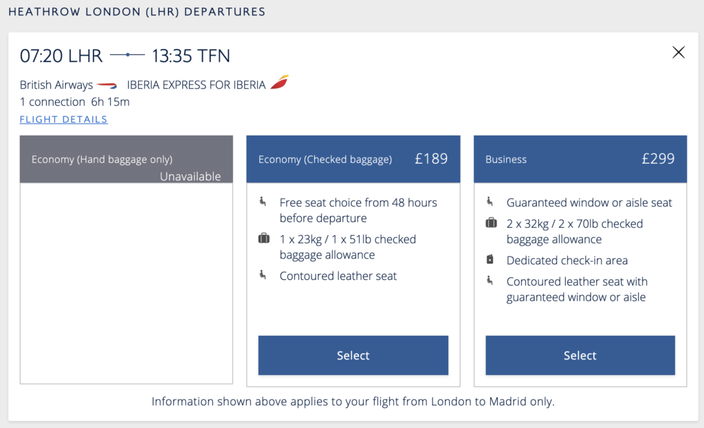 Upselling is a strategy airlines across the world use