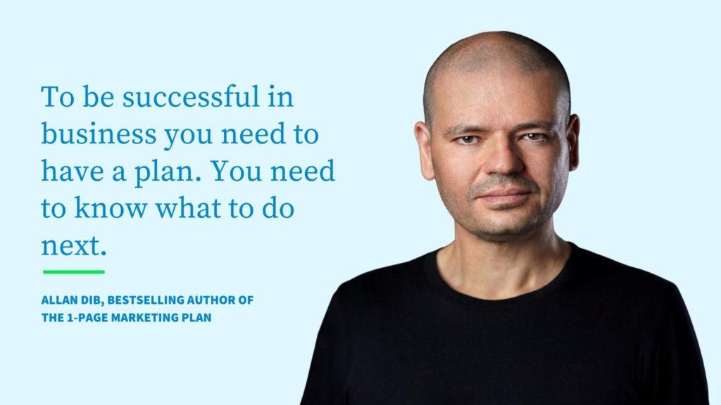Successful in business