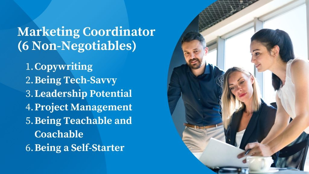 What is a Marketing Coordinator