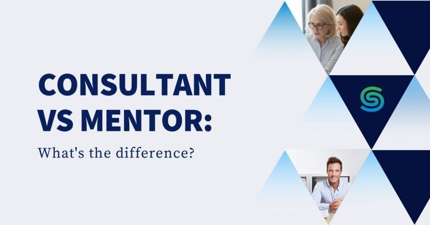 The difference between a Consultant vs Mentor