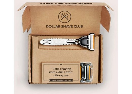 Dollar Shave Club example of subscription-based business