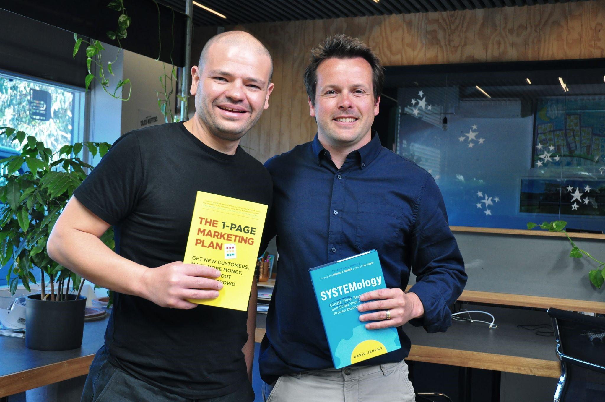 Allan Dib and Systemology creator David Jenyns form a jv partnership